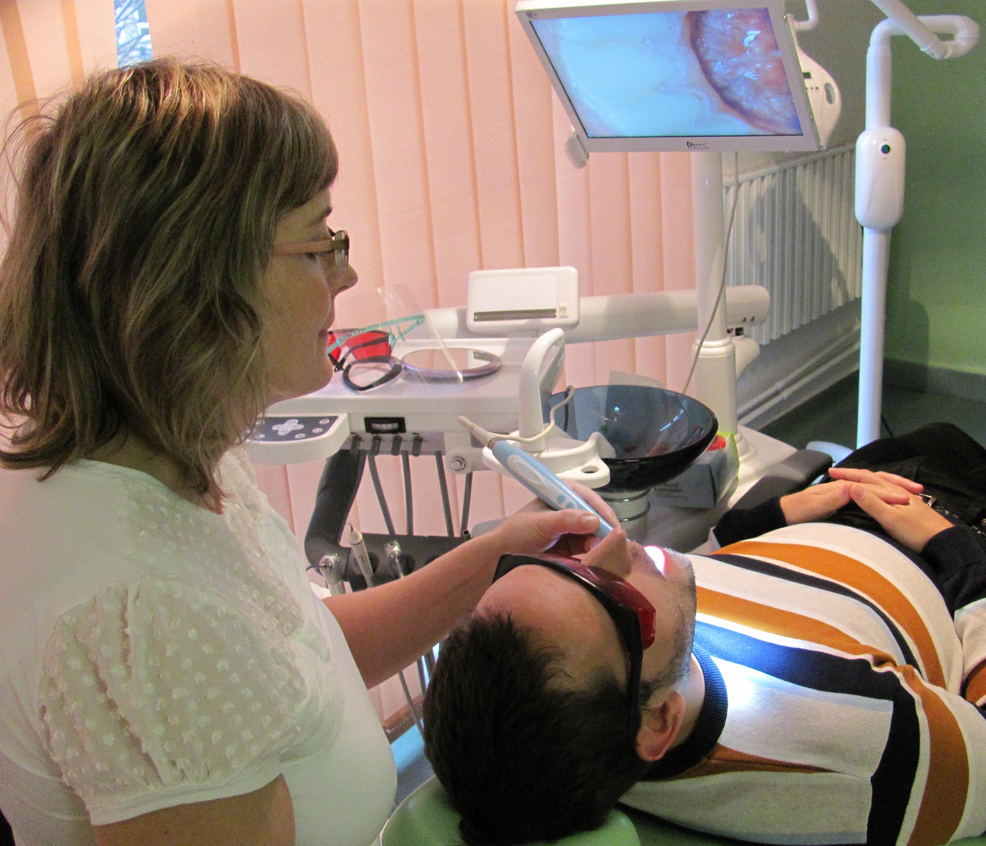 dentalní hygiena