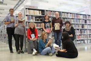 Knihovníci čtou