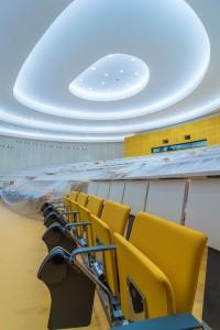 VZ1217_04-05_Do velkého sálu v nové budově se vejde 240 lidí. Foto - UTB