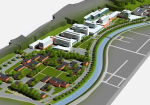 VZ1217_04-05_Je možné, že velkorysé plány na modernizaci zlínské nemocnice zůstanou jen na papíře. Vizualizace - KNTB