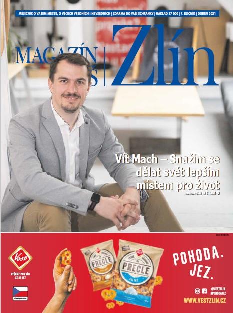 Magazín Váš Zlín, duben 2021